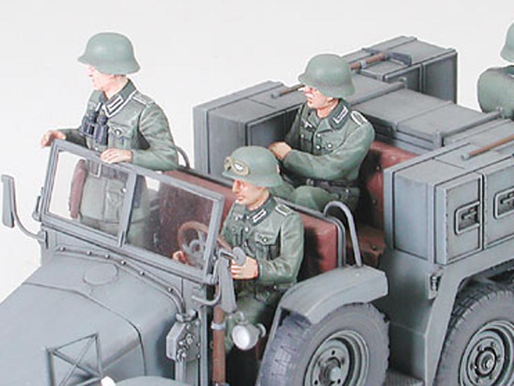 Krupp Protze  1 Ton. 6x4 Kfz.69 Towing T (Vista 5)