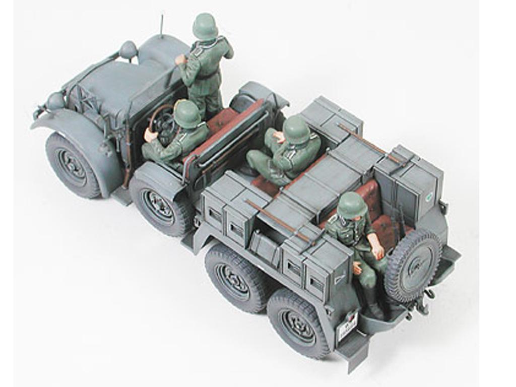 Krupp Protze  1 Ton. 6x4 Kfz.69 Towing T (Vista 6)