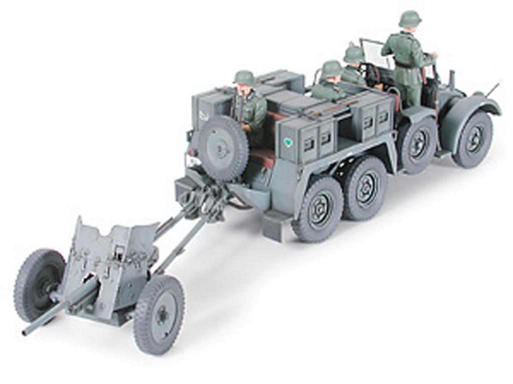 Krupp Protze  1 Ton. 6x4 Kfz.69 Towing T (Vista 9)