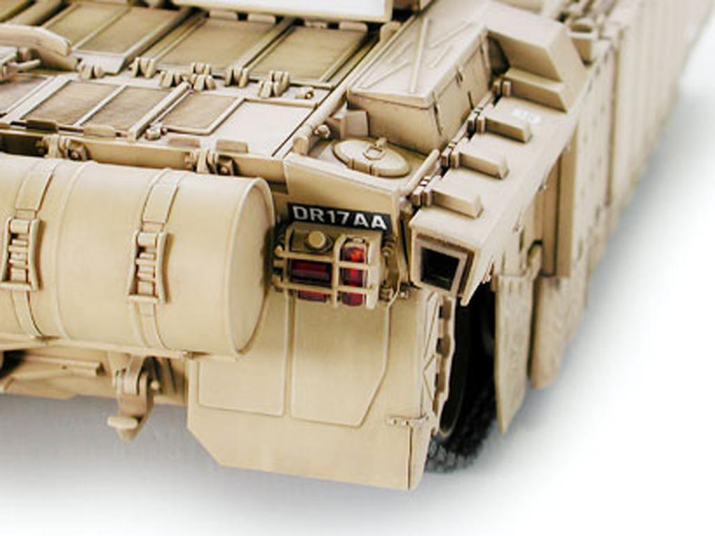 Bristish Challenger 2 (Desertised) (Vista 4)