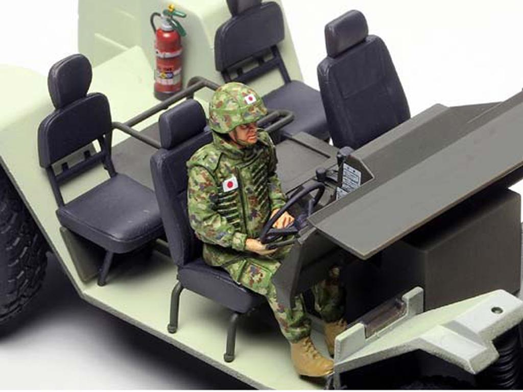 JGSDF Light Armored Vehicle (Vista 6)