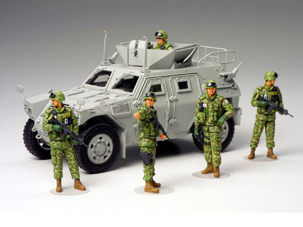 JGSDF Iraq Humanitarian Assistance Team (Vista 2)