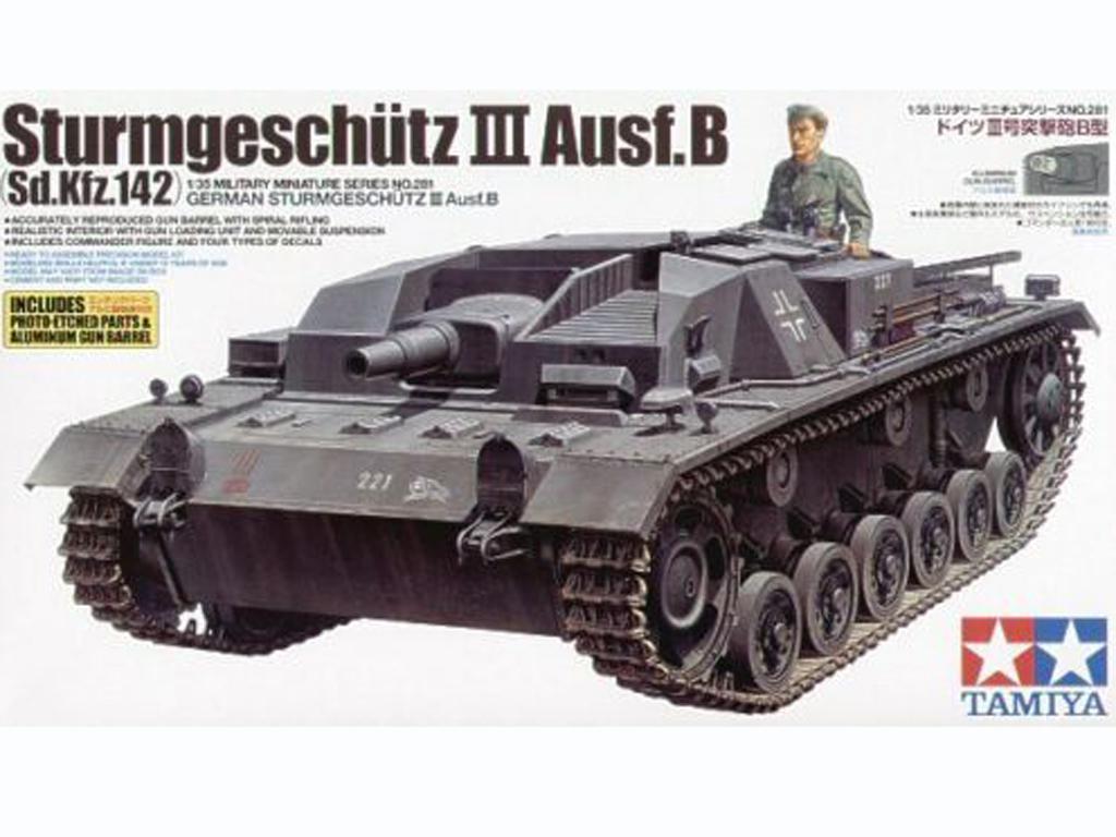 Stug. III Ausf. B (Vista 1)