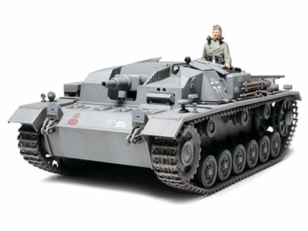 Stug. III Ausf. B (Vista 3)