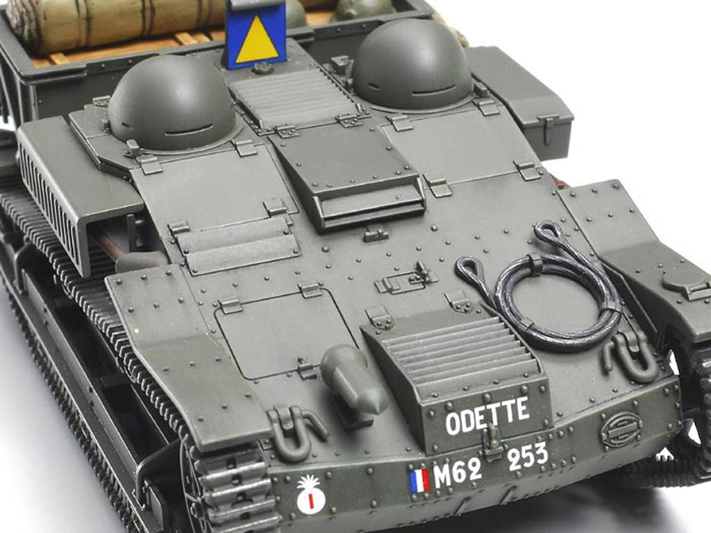 French Army UE Tractor (Vista 4)