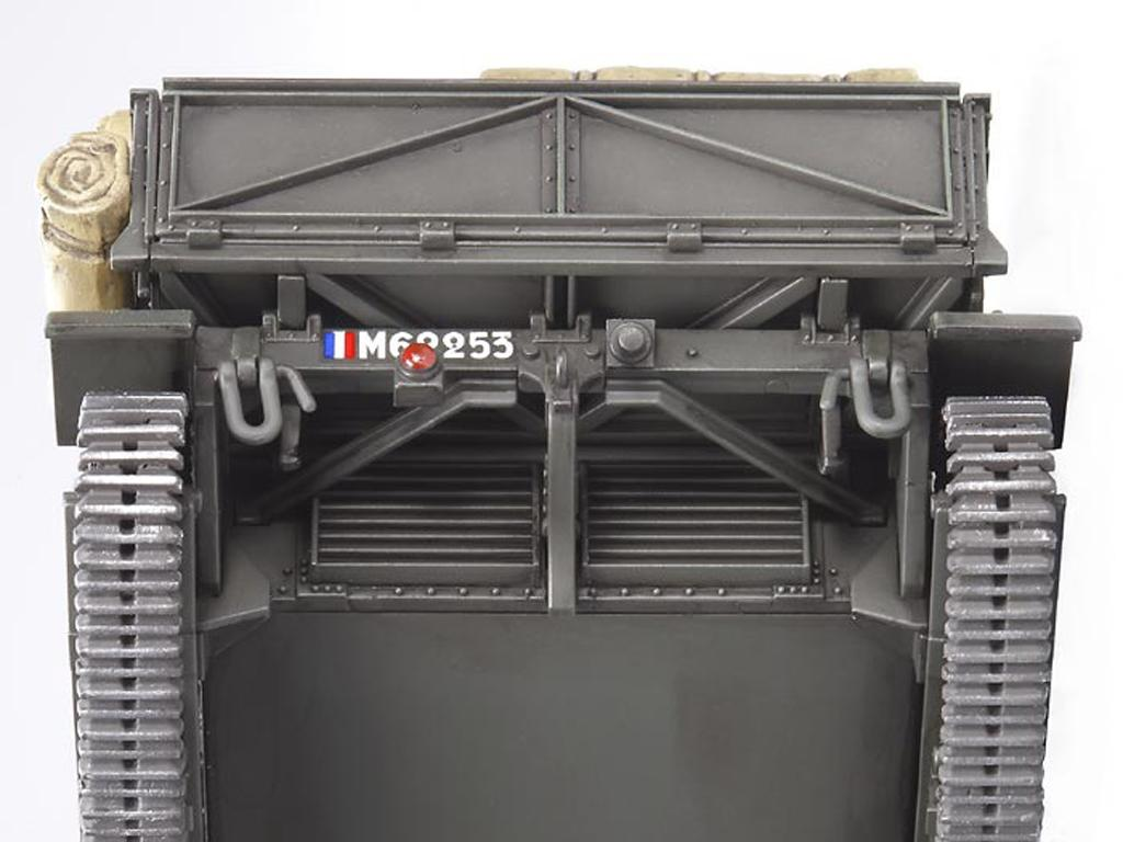 French Army UE Tractor (Vista 5)