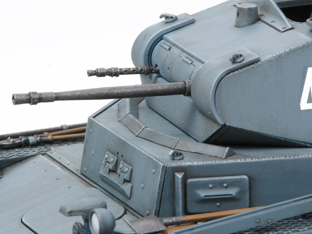 Panzer II Ausf.A/B/C Campaña Frances (Vista 4)