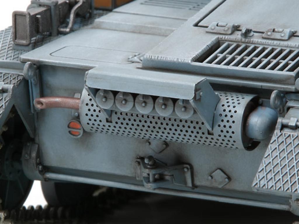 Panzer II Ausf.A/B/C Campaña Frances (Vista 6)