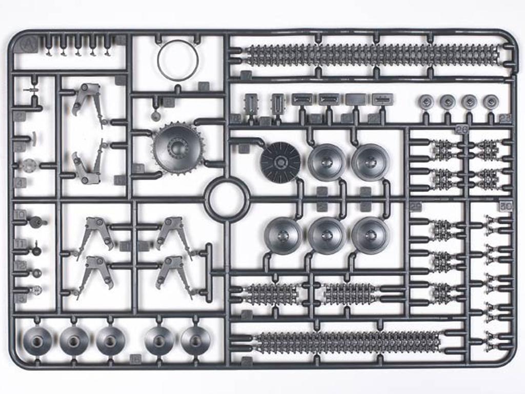 Panzer II Ausf.A/B/C Campaña Frances (Vista 8)