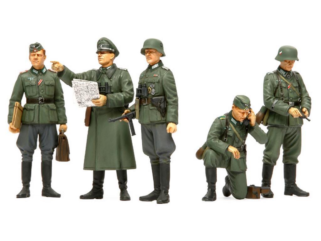 German Field Commander Set (Vista 2)