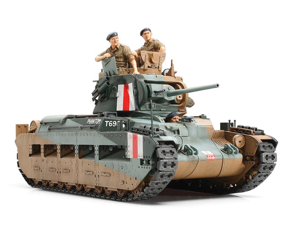 Matilda Mk.III/Iv British Infantry Tank (Vista 2)