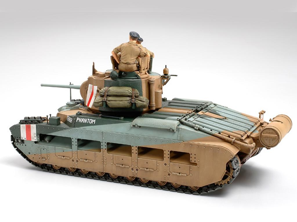 Matilda Mk.III/Iv British Infantry Tank (Vista 3)