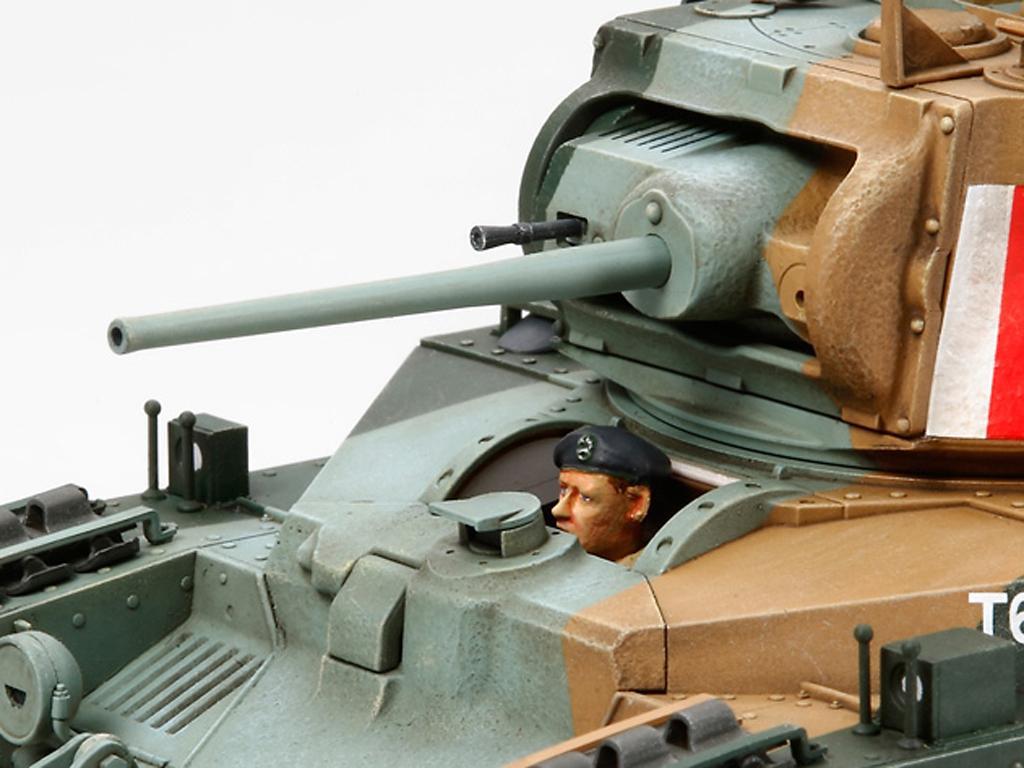 Matilda Mk.III/Iv British Infantry Tank (Vista 5)
