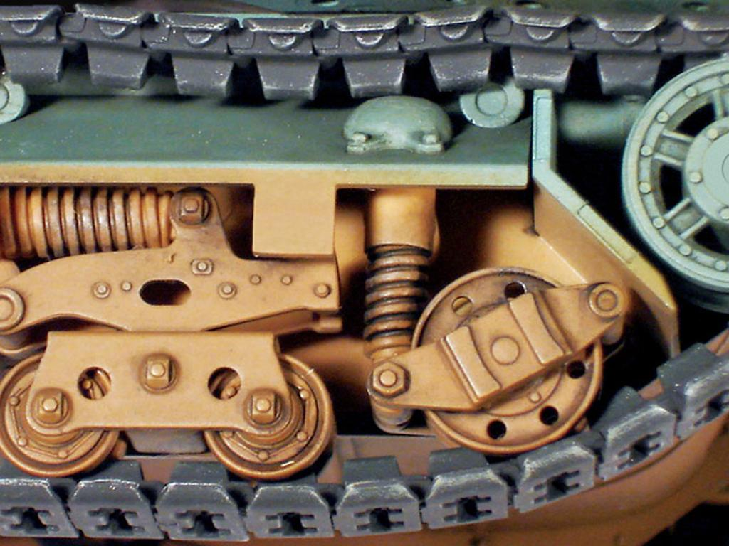 Matilda Mk.III/Iv British Infantry Tank (Vista 6)