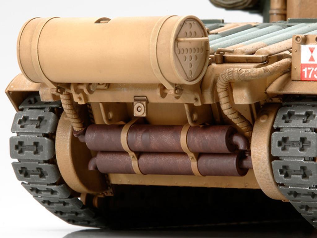 Matilda Mk.III/Iv British Infantry Tank (Vista 7)