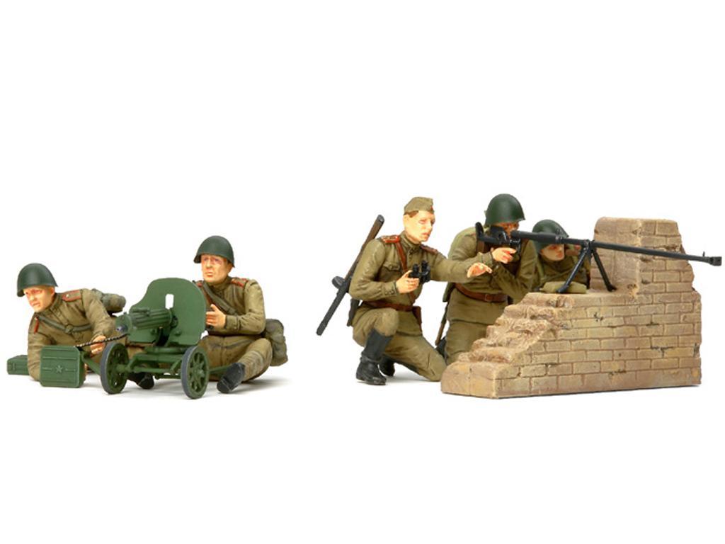 Peloton antitanque Ruso (Vista 2)