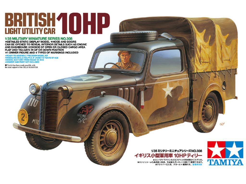 British Light Utility Car 10HP (Vista 1)