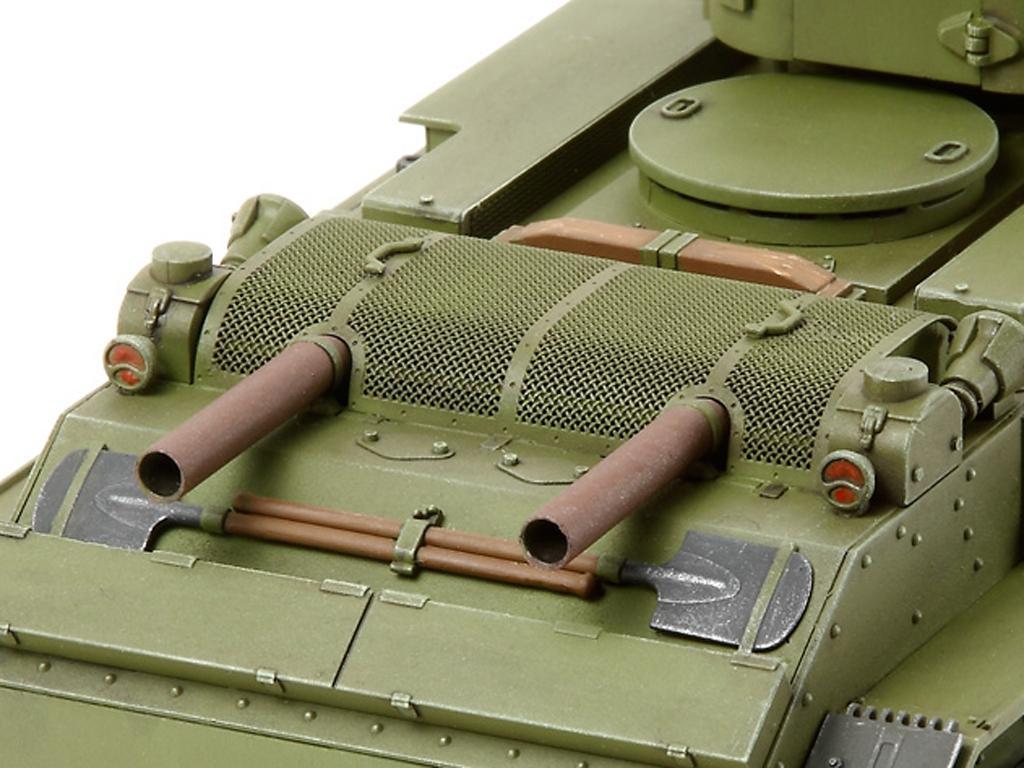 Russian Tank BT-7 Model 1935  (Vista 3)