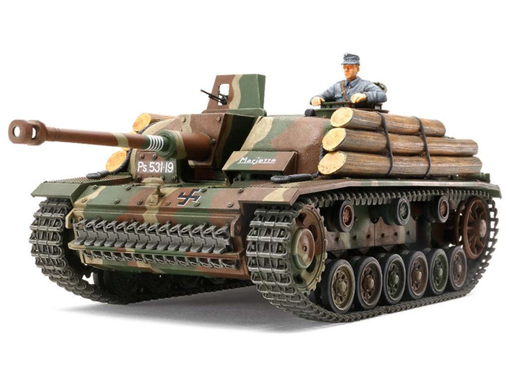 Sturmgeschutz III Ausf.G  (Vista 2)