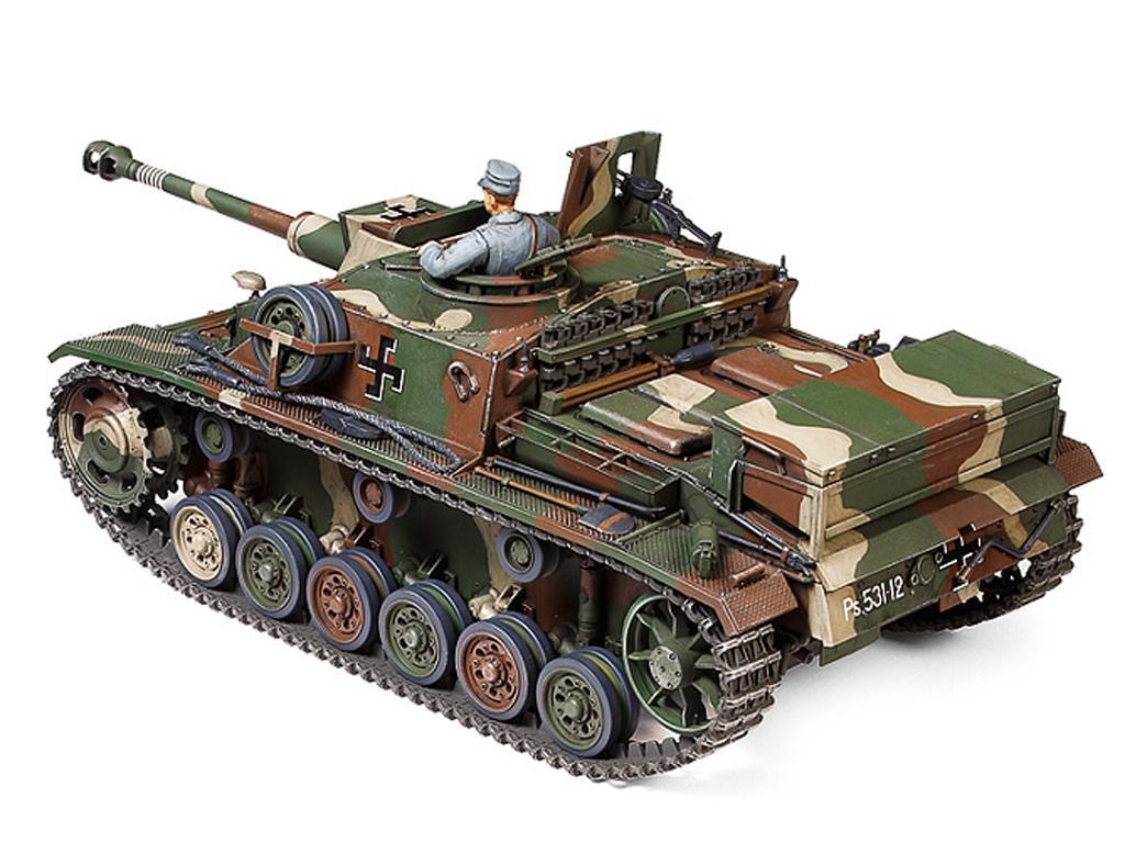 Sturmgeschutz III Ausf.G  (Vista 3)