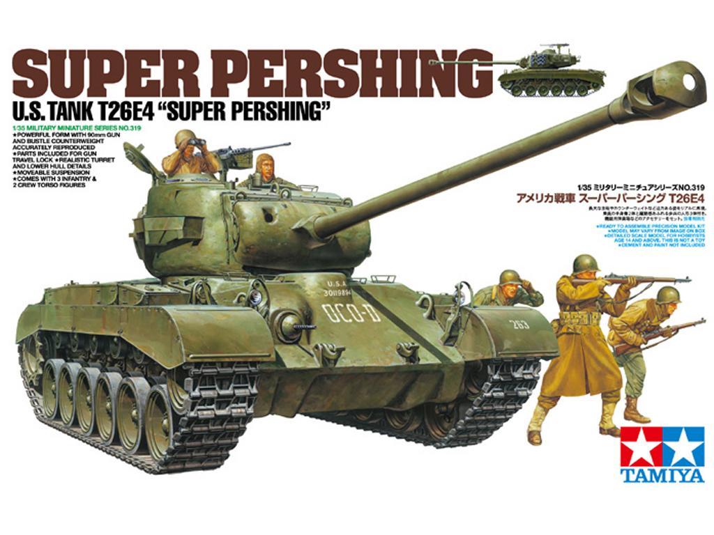 U.S. Super Pershing T26E4  (Vista 1)