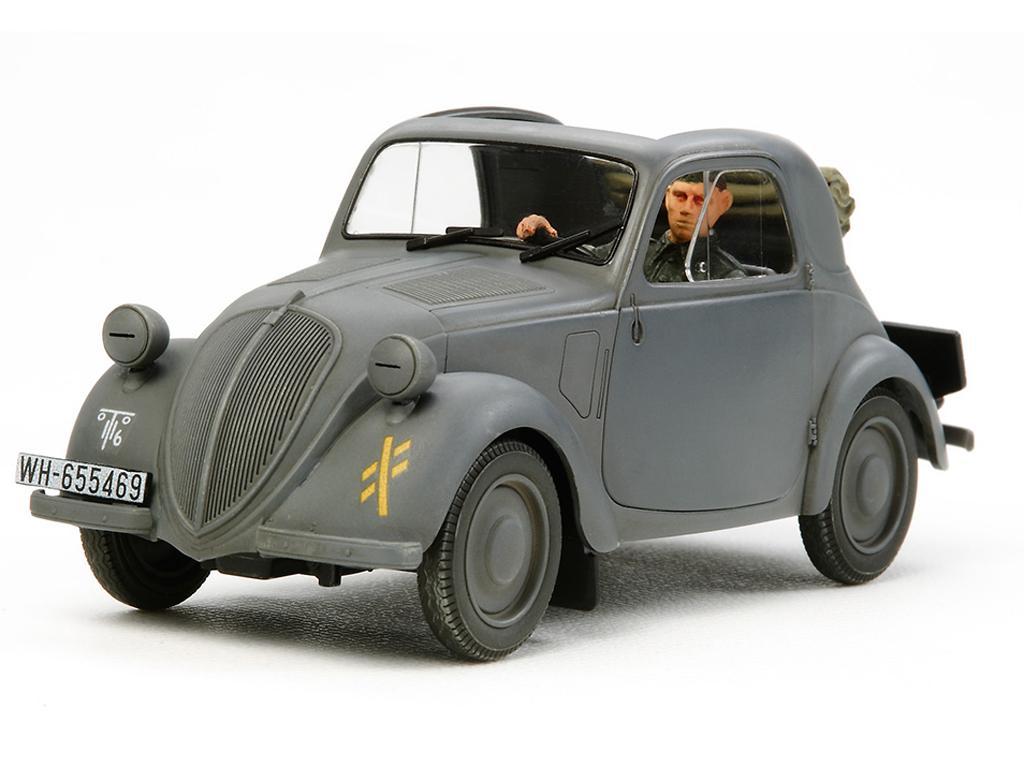 Simca 5 Staff Car - German Army (Vista 2)