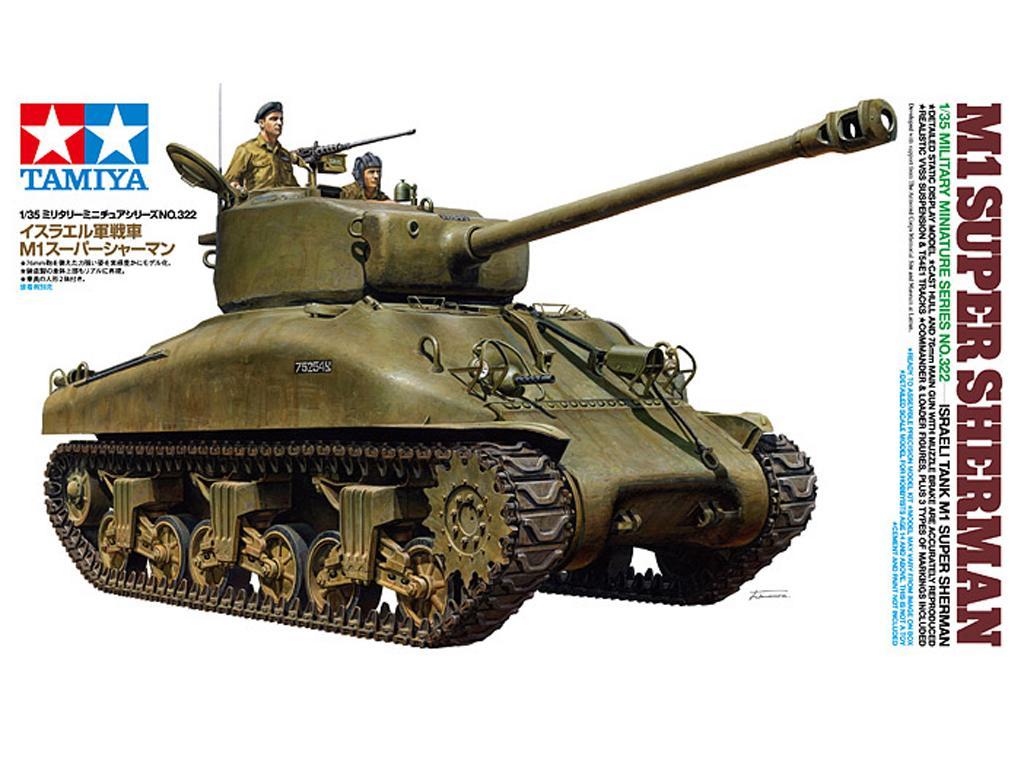 M1 Super Sherman (Vista 1)