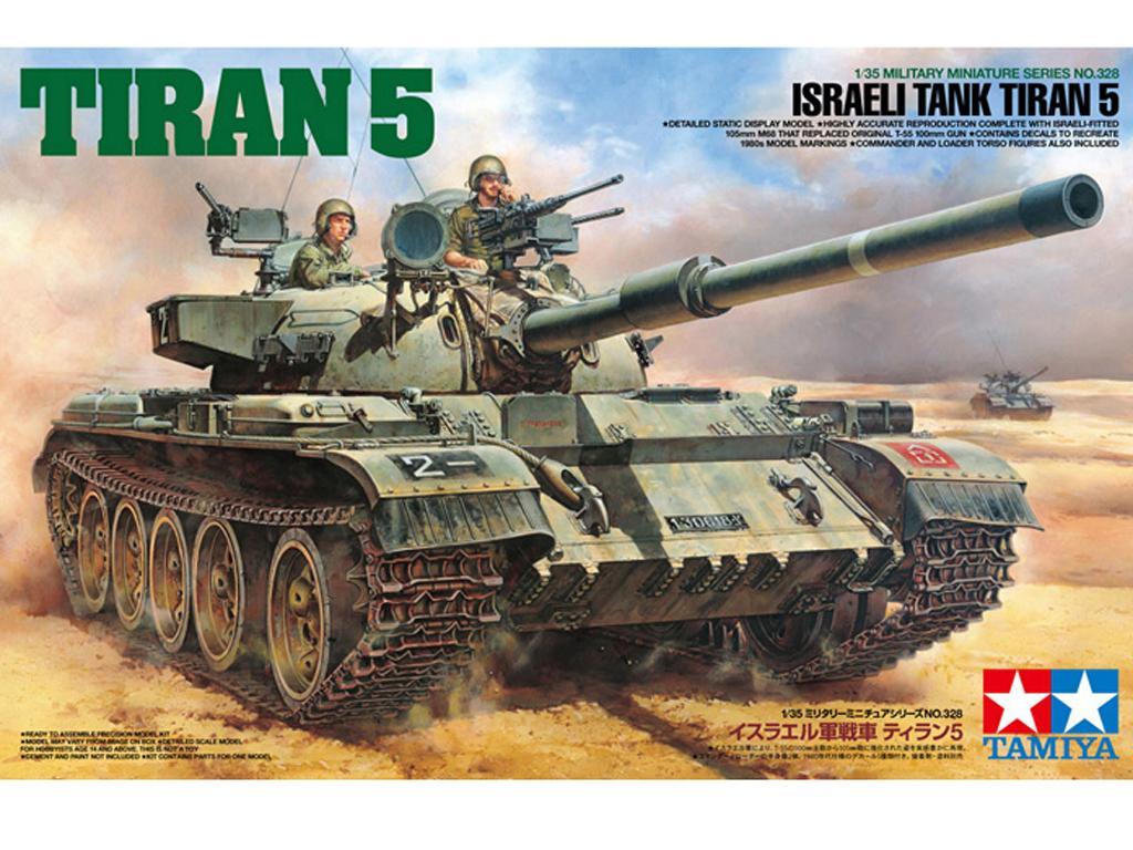 Israeli Tiran 5 (Vista 1)