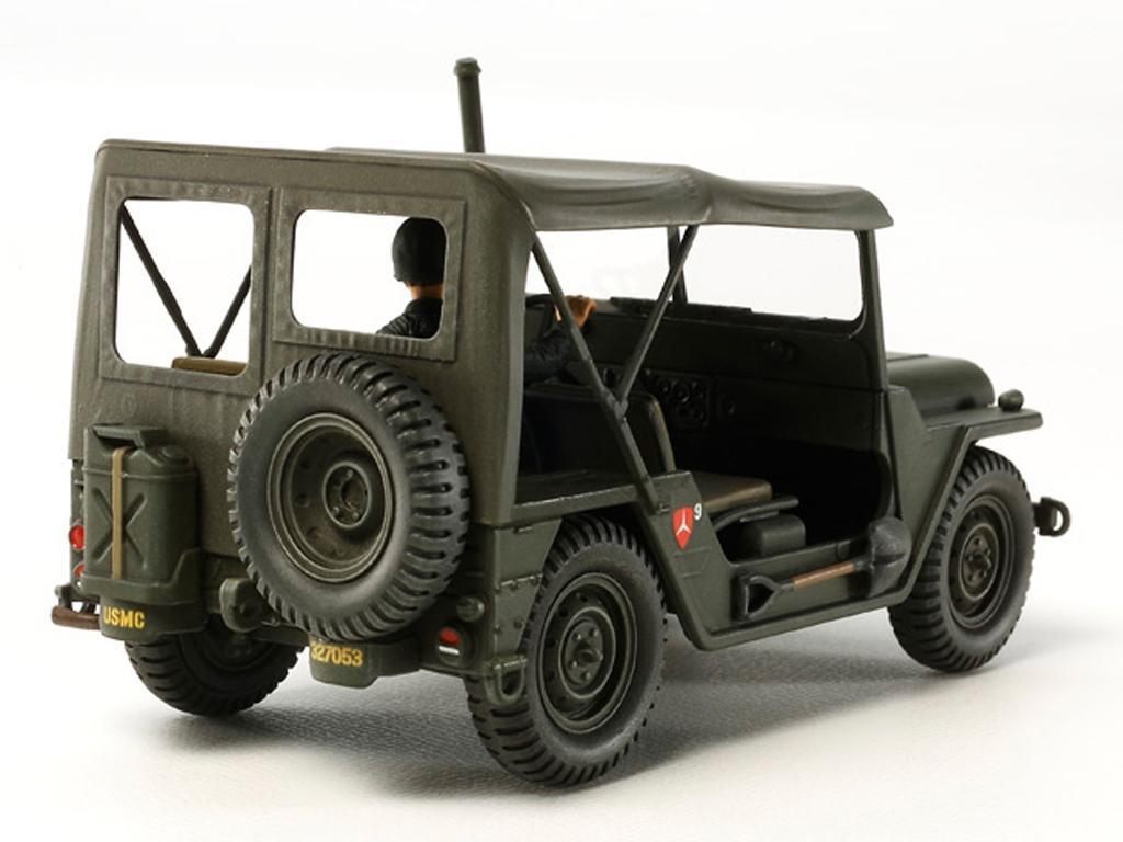 U.S. M151A1 Vietnam War (Vista 3)