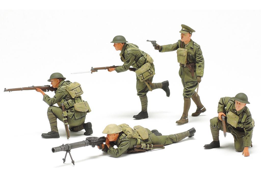 Infanteria Britanica (Vista 2)