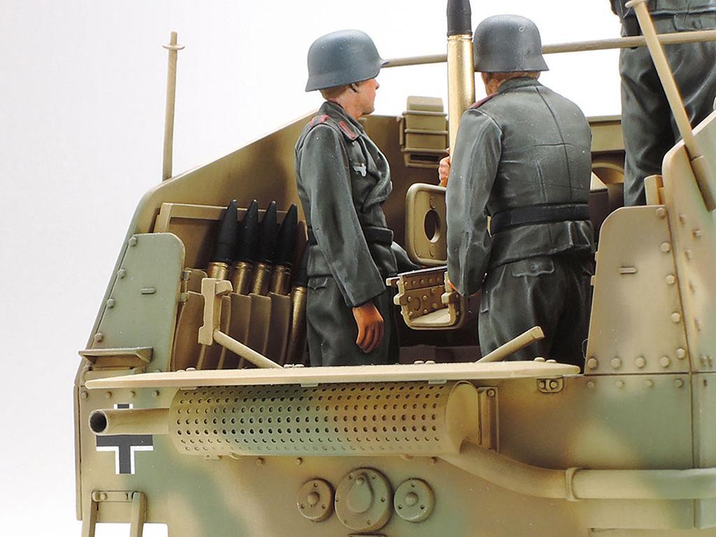 German Tank Destroyer Marder III M Normandy Front (Vista 10)