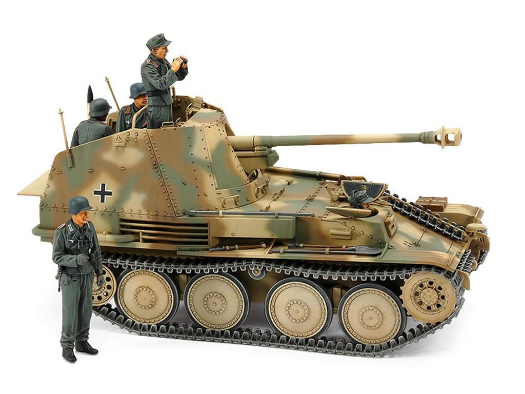 German Tank Destroyer Marder III M Normandy Front (Vista 2)