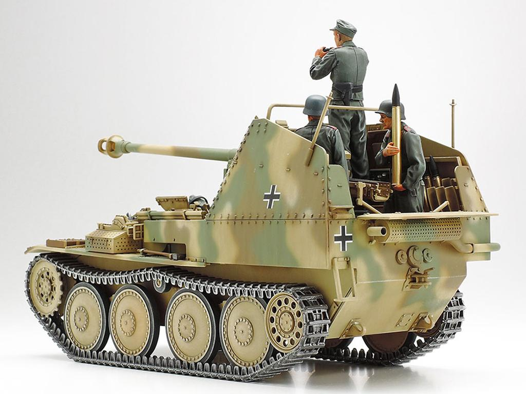 German Tank Destroyer Marder III M Normandy Front (Vista 4)