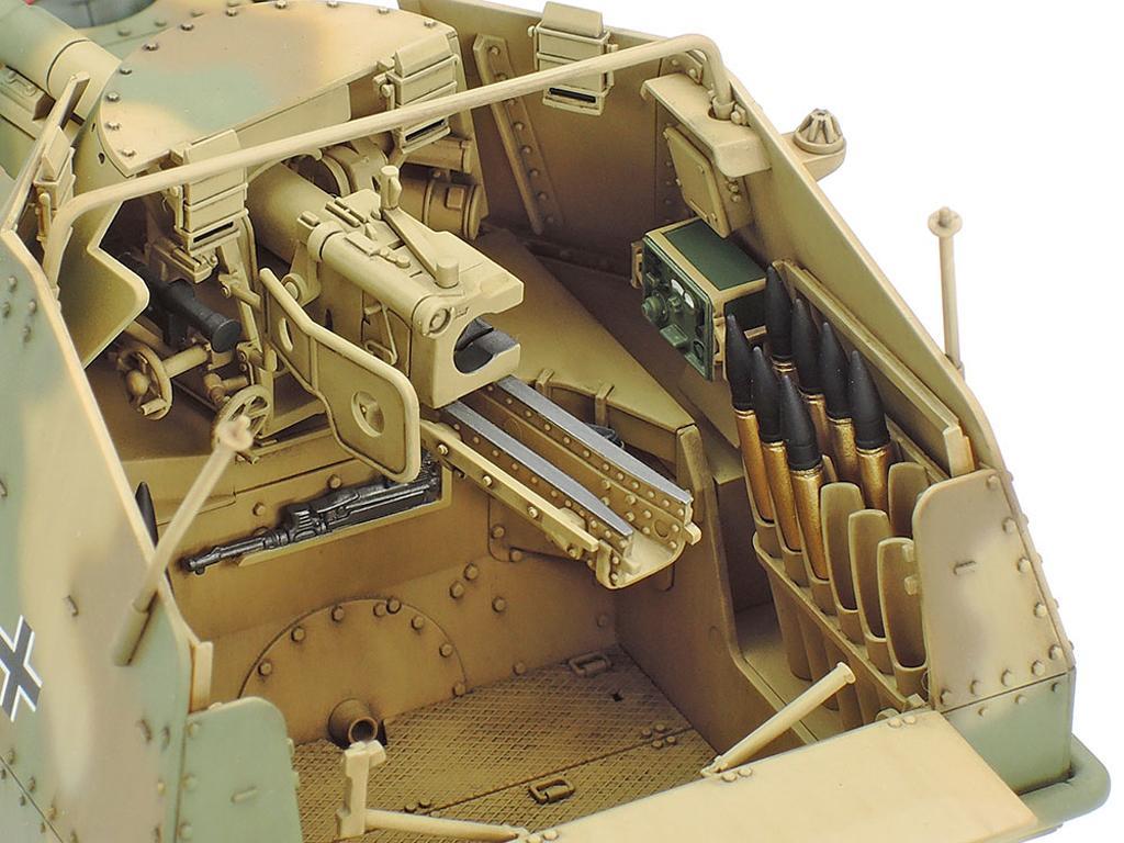 German Tank Destroyer Marder III M Normandy Front (Vista 7)