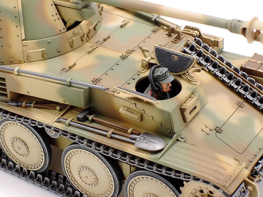 German Tank Destroyer Marder III M Normandy Front (Vista 8)