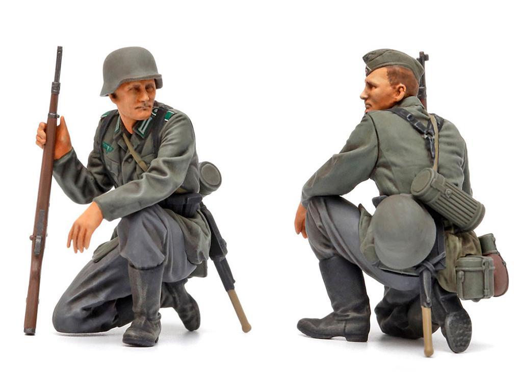 Infanteria Alemana (Vista 6)