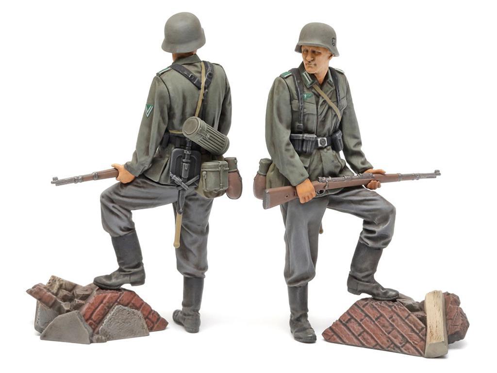 Infanteria Alemana (Vista 7)