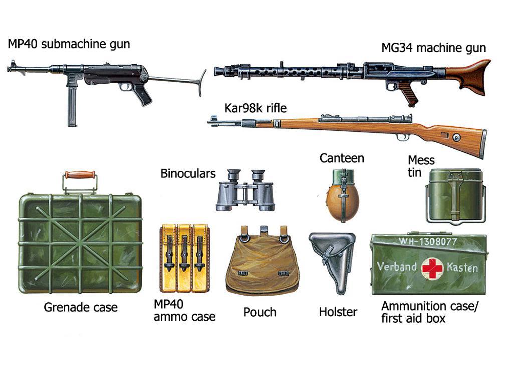 Infanteria Alemana (Vista 8)