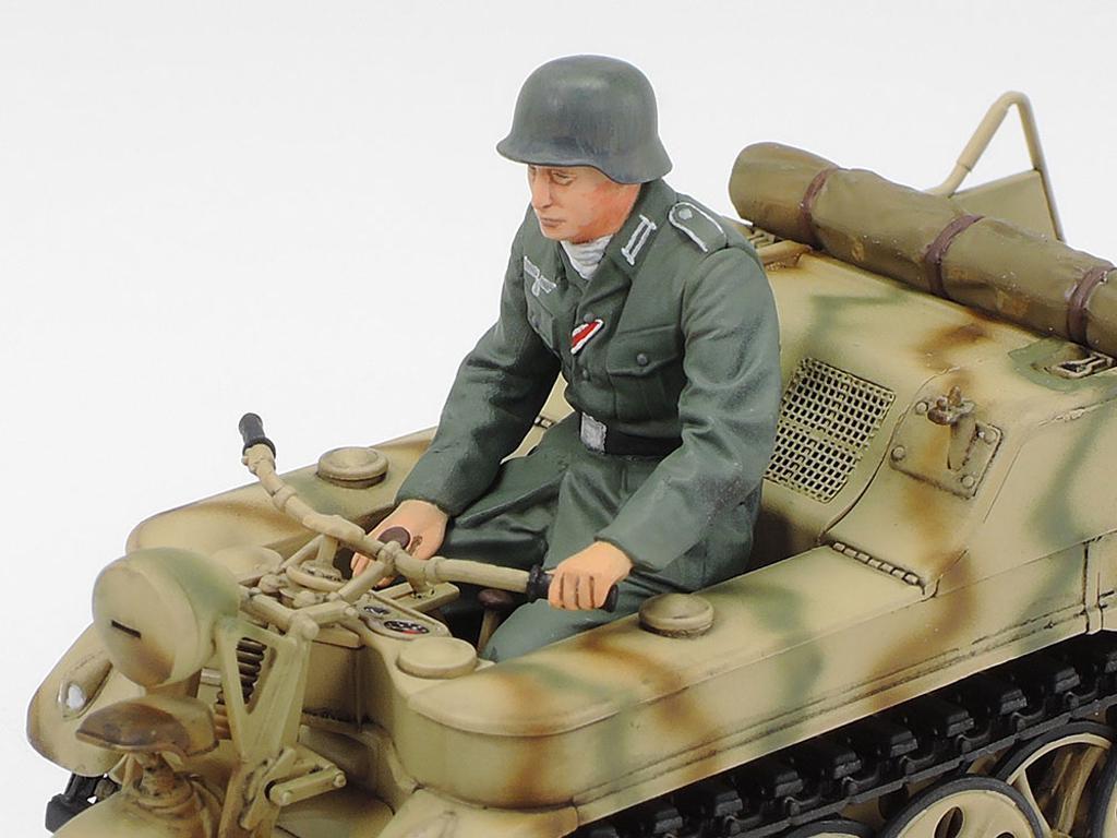 German Sd.Kfz.2 Kettenkraftrad (Vista 7)