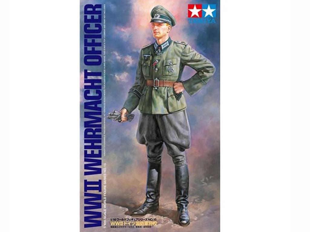 Oficial Wehrmacht (Vista 1)