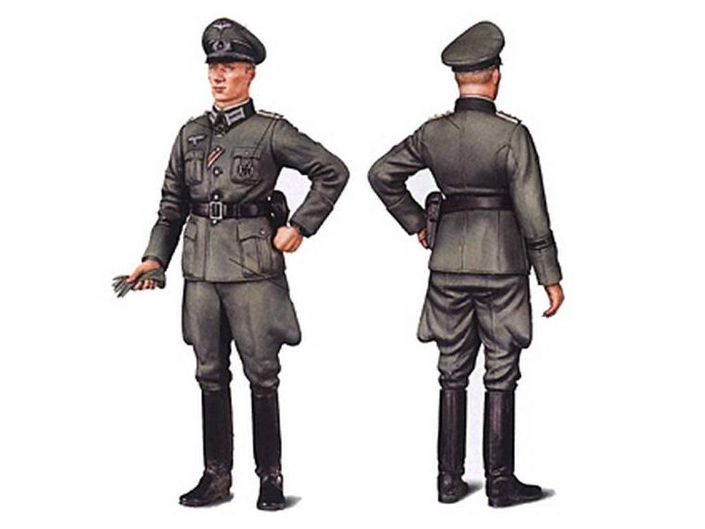 Oficial Wehrmacht (Vista 3)
