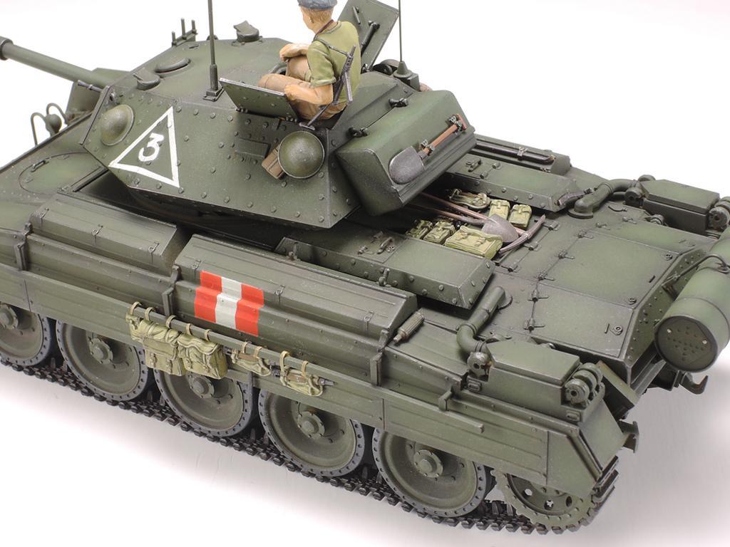 Tanque Británico Crusader Mk.III (Vista 5)