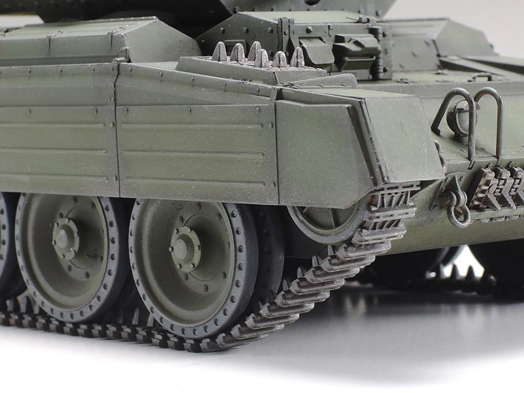 Tanque Británico Crusader Mk.III (Vista 6)
