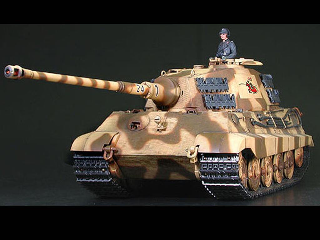 King Tiger (Vista 3)