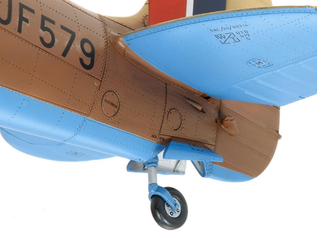 Supermarine Spitfire Mk.VIII  (Vista 8)