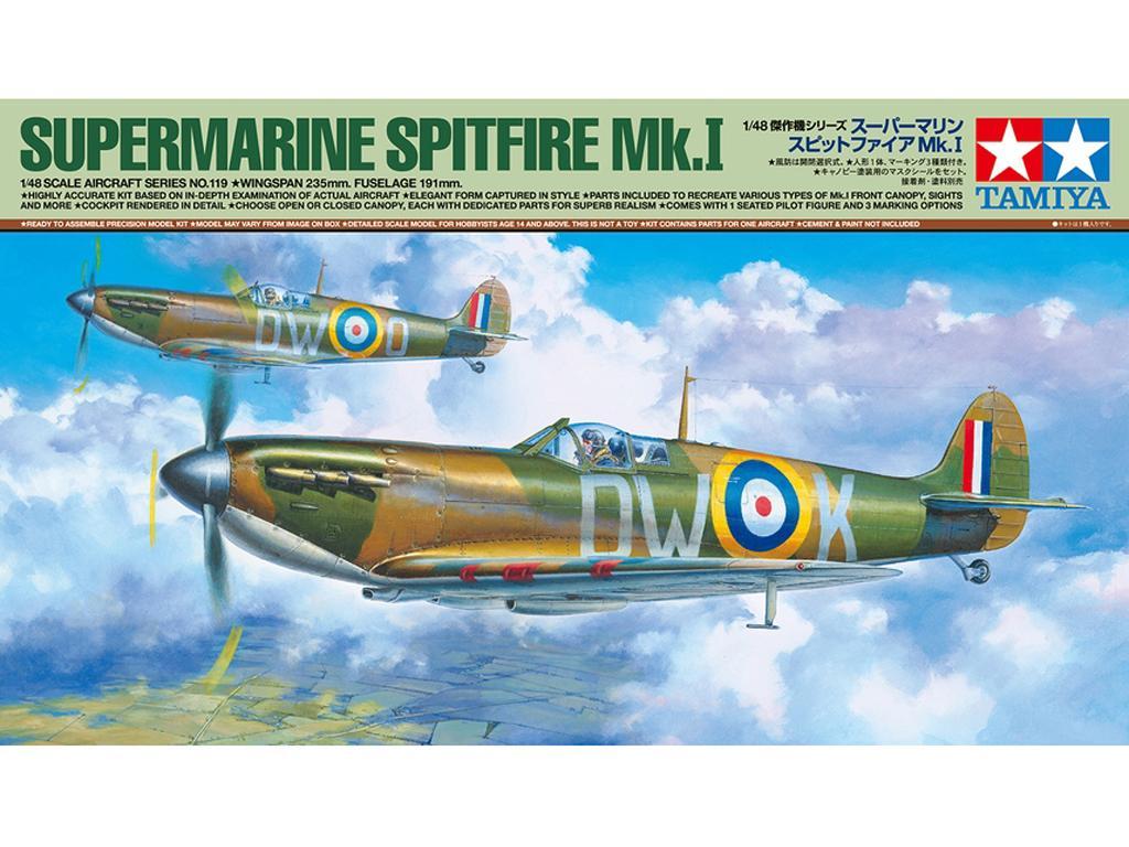 Supemarine Spitfire MK.I (Vista 1)