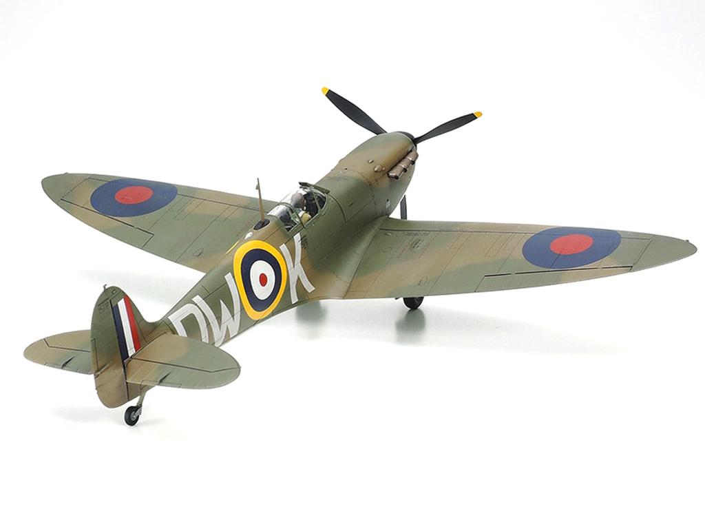 Supemarine Spitfire MK.I (Vista 2)