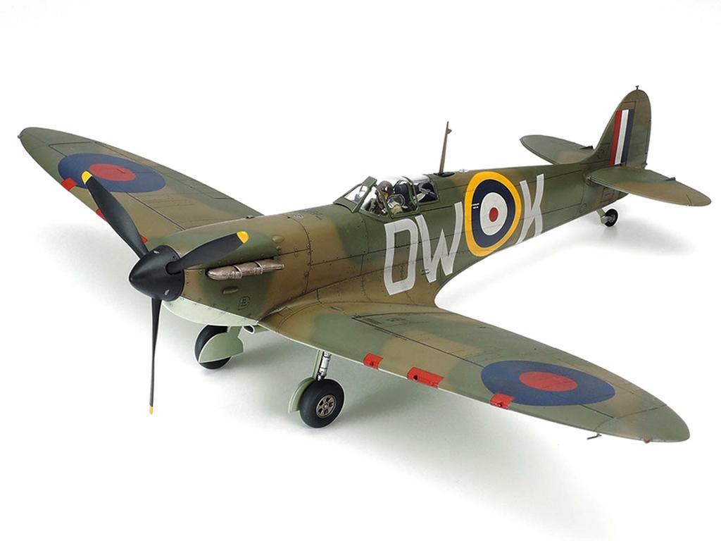 Supemarine Spitfire MK.I (Vista 3)