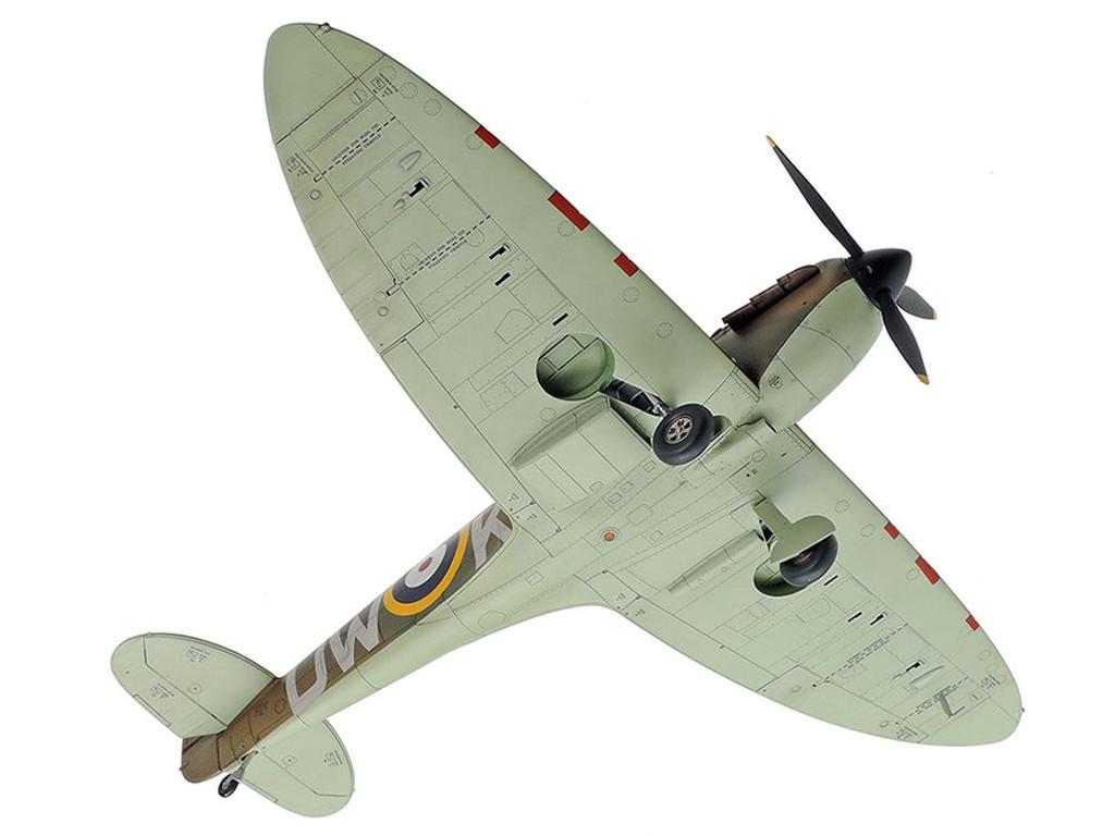 Supemarine Spitfire MK.I (Vista 5)