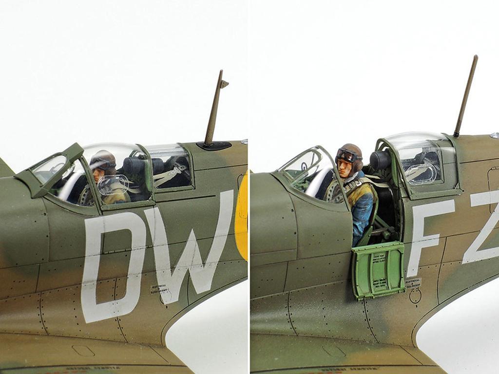 Supemarine Spitfire MK.I (Vista 7)